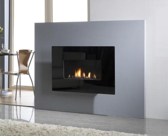 Wall Mounted Gas Fires And Flueless Fireplaces